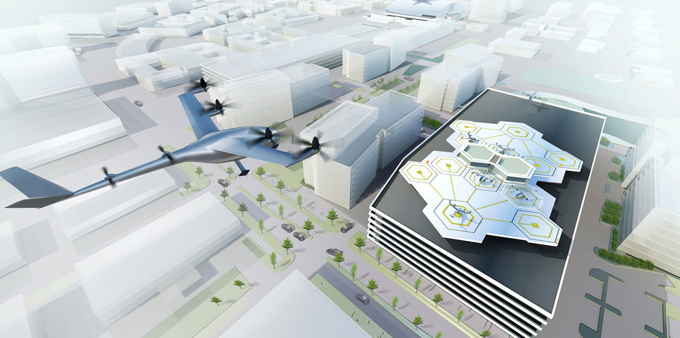 Uber planning to launch flying taxis by 2020 in Dallas and Dubai