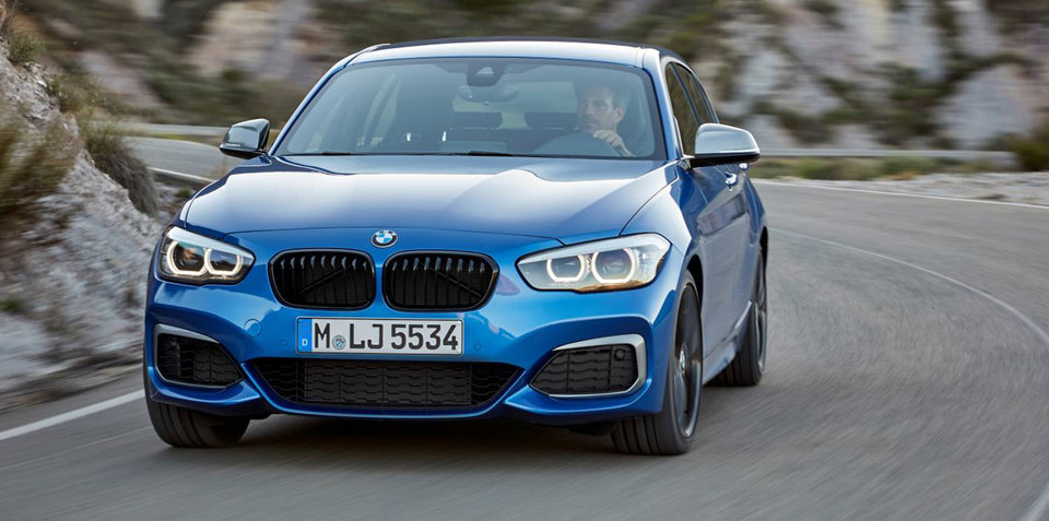 2017 BMW 1 Series update brings tweaked cabin, more tech and new special editions
