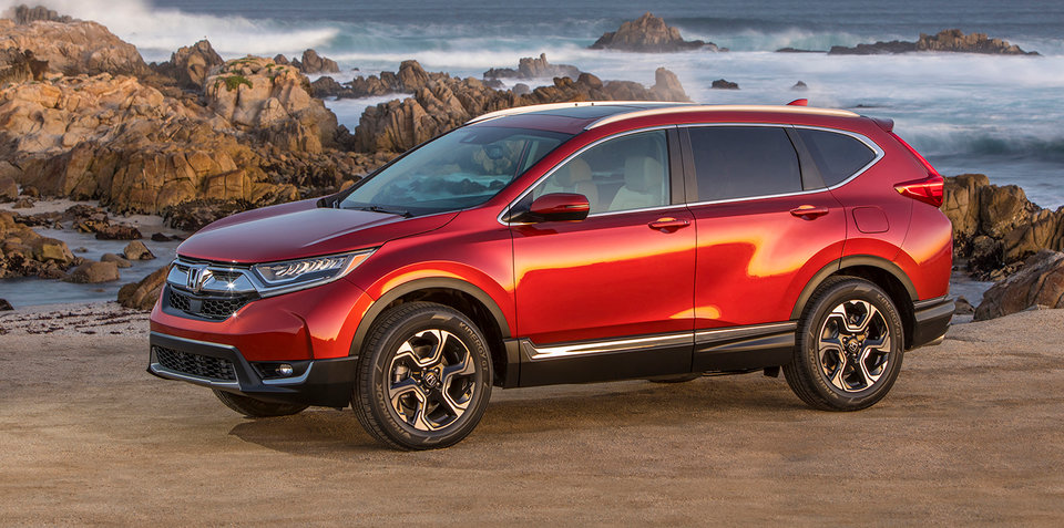Honda CR-V to be offered with 2.0-litre entry-level price leader?