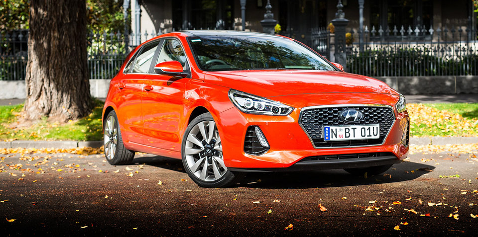 2017 Hyundai i30 SR Premium review