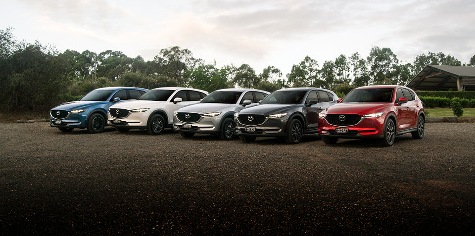 Mazda Australia: Number two and still in 'growth phase'