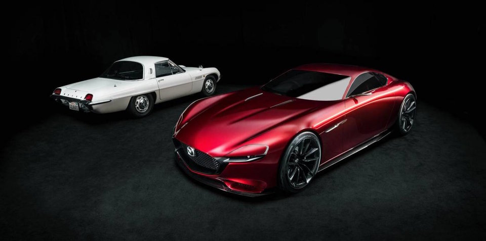 Mazda working on next-generation rotary engine