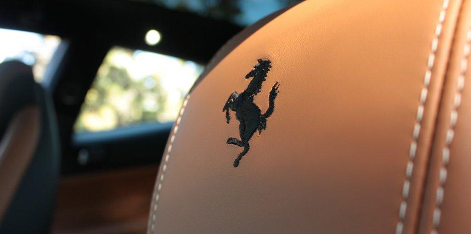 """Ferrari SUV confirmed: Marchionne talks """"FUV"""" in press call"""