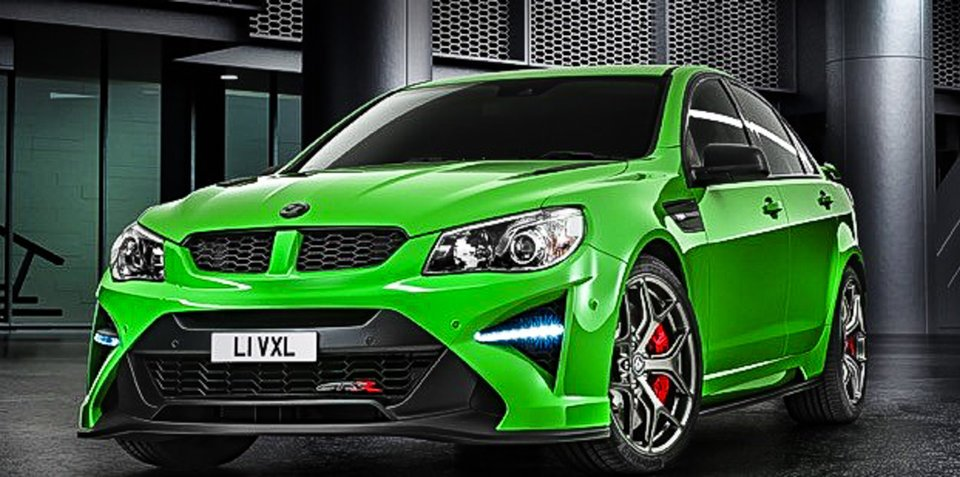 Vauxhall VXR8 GTS-R: 15 Aussie HSV GTSRs rebadged for UK