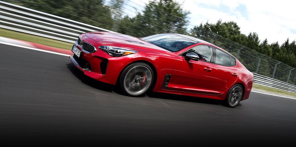 2018 Kia Stinger pricing revealed