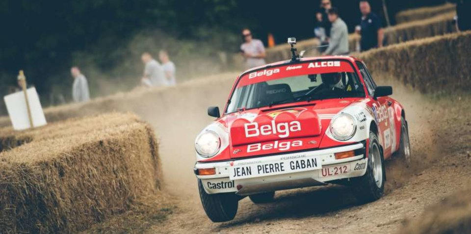 Goodwood Festival of Speed to feature Porsche