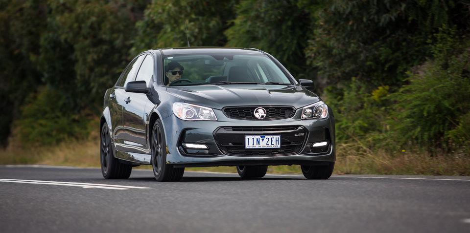 Holden Commodore the hoon's weapon of choice in Victoria