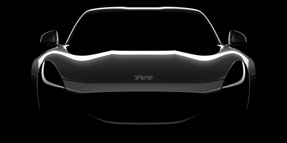 TVR teases new 'Griffith' sports car again