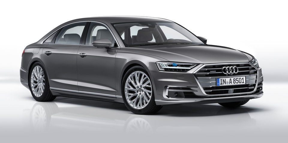 2018 Audi A8 Revealed In Australia From Mid Year