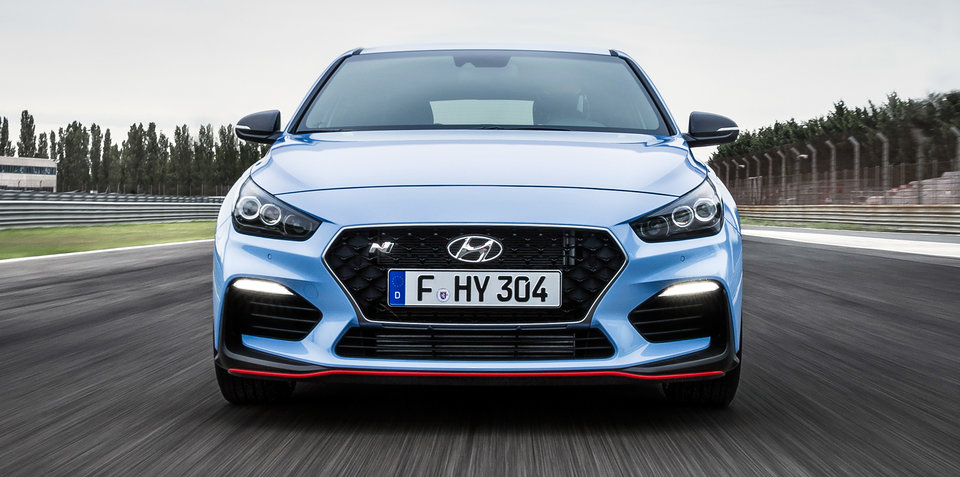 2018 hyundai i30 n pricing and specs. Black Bedroom Furniture Sets. Home Design Ideas
