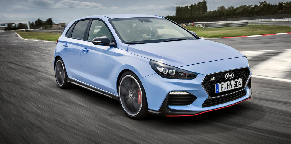 Hyundai still undecided on i30 N line-up