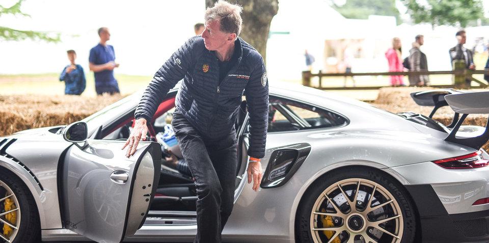Porsche 911 GT2 RS: Walter Rohrl says mega power figure was the 'biggest challenge' in development