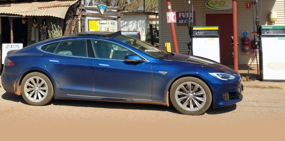 Tesla Owners Club sets 'Around Australia' charging station challenge