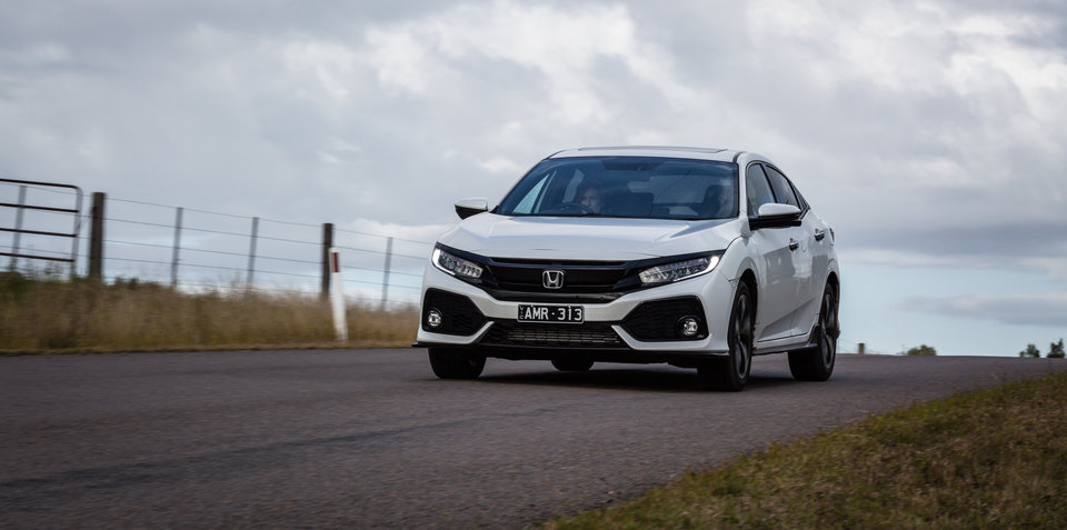 2017 Honda Civic RS hatch long-term review, report five: country driving