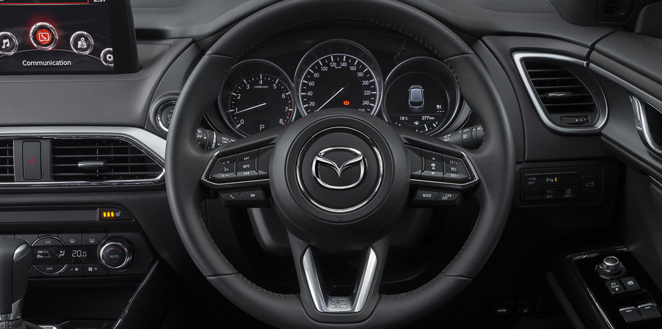 Mazda patents engines with two turbos and an electric supercharger
