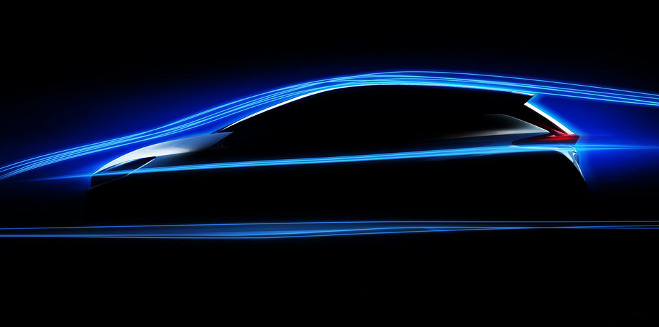 2018 Nissan Leaf to feature improved aerodynamics, zero lift