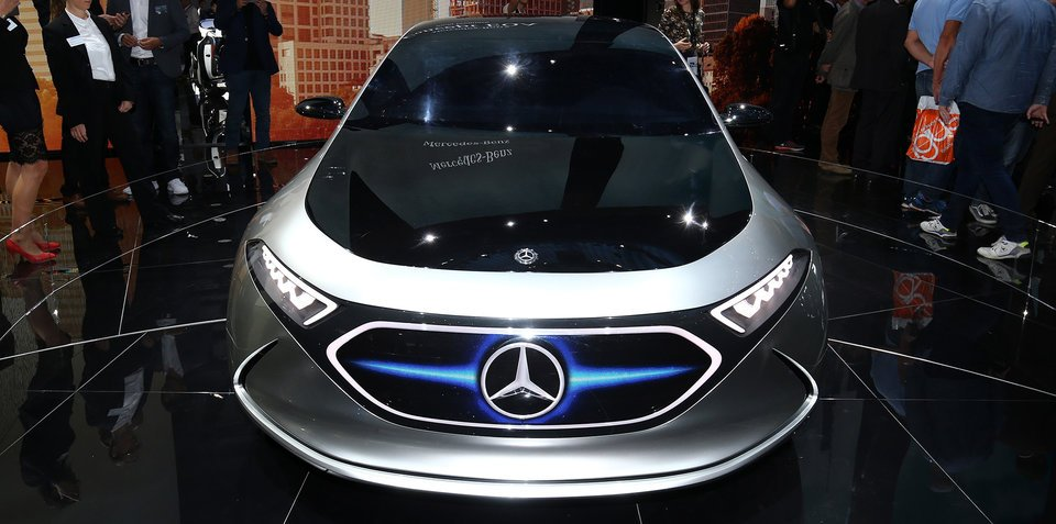 Mercedes-Benz says 'yes' to flying cars