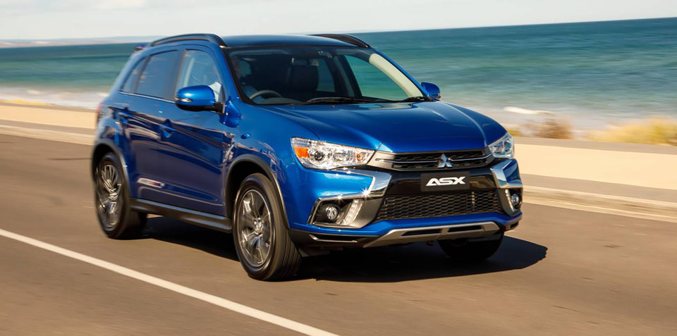 2018 mitsubishi asx pricing and specs. Black Bedroom Furniture Sets. Home Design Ideas