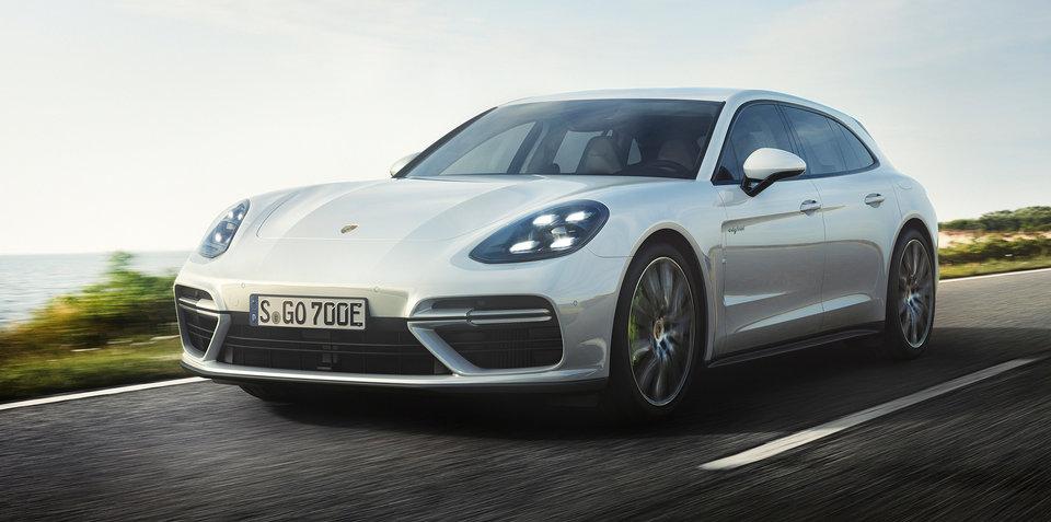 2018 Porsche Panamera Turbo S E-Hybrid Sport Turismo on sale from $466,400