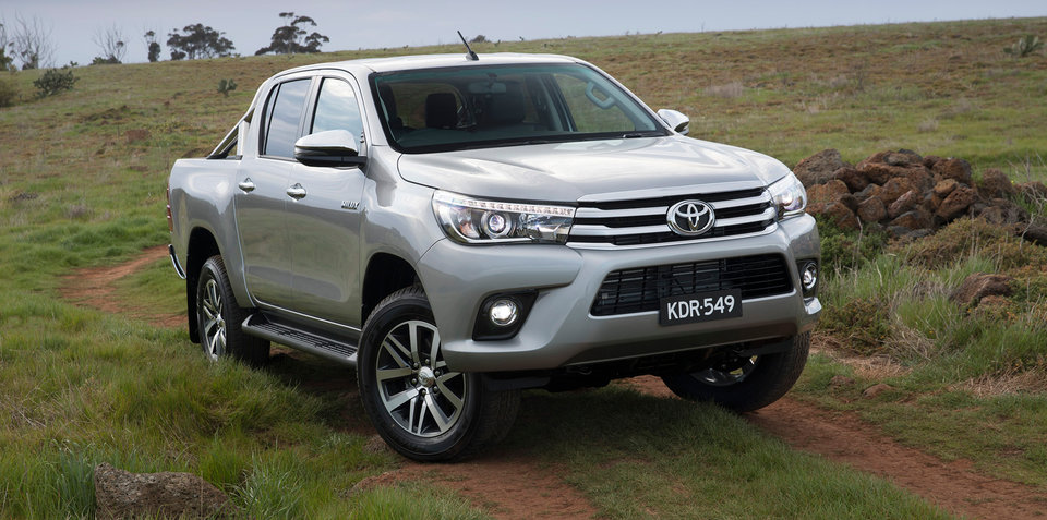 2018 Toyota HiLux pricing and specs