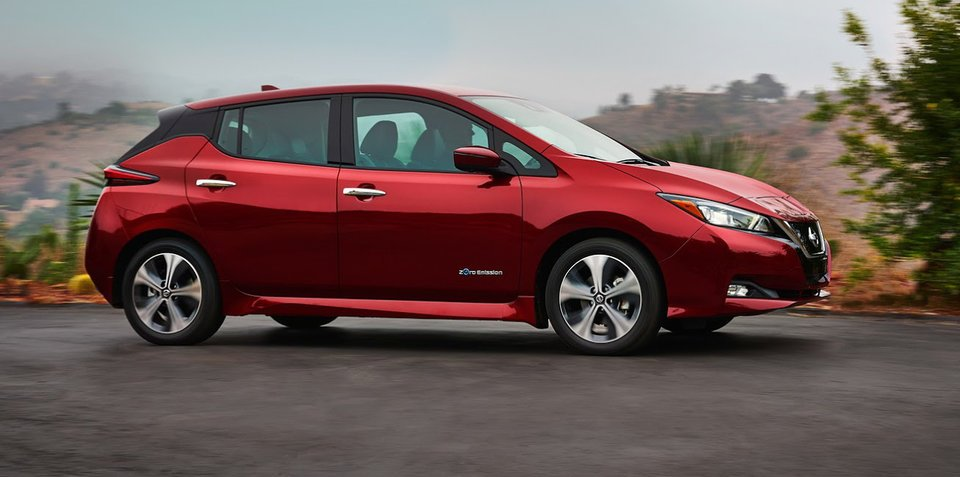 2018 Nissan Leaf: Volume sales still a hard road