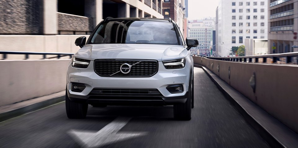 2018 Volvo XC40 aiming to match BMW X1 sales in Australia