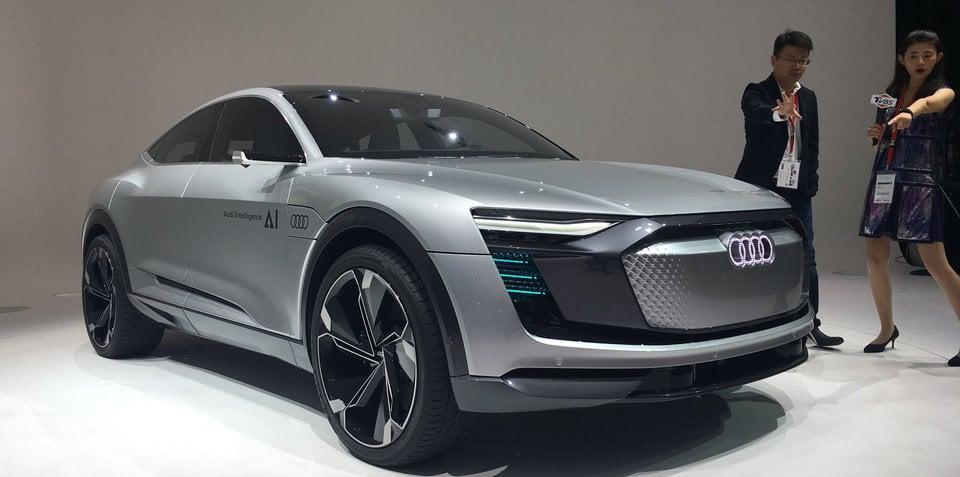 Audi: Legislation the biggest hold-up with autonomous vehicles