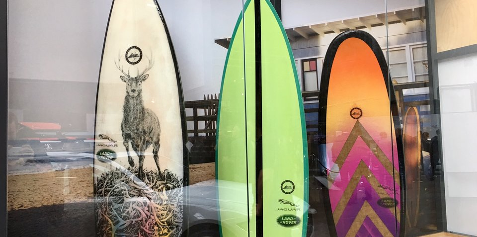 Skunkworks Surfboards