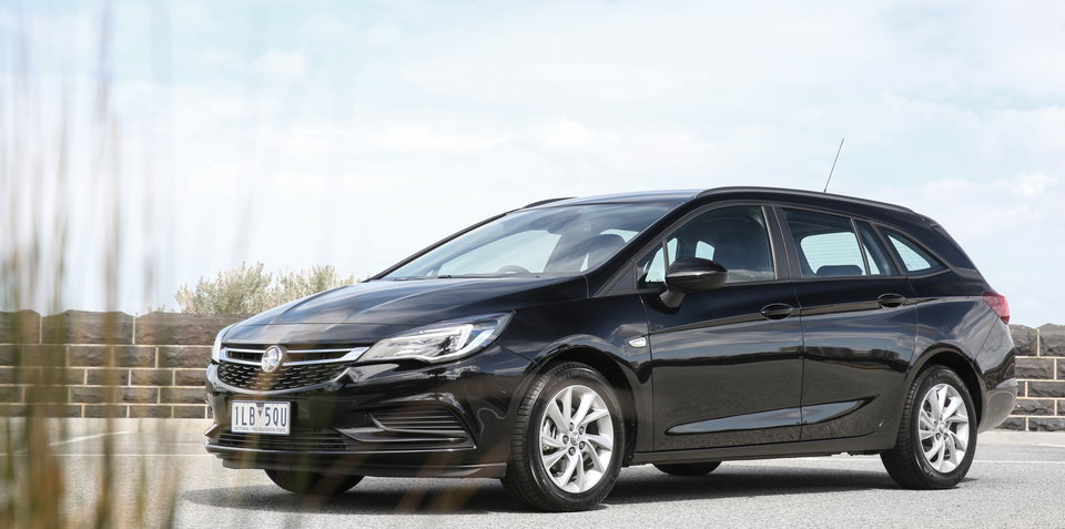 2018 Holden Astra Sportwagon pricing and specs