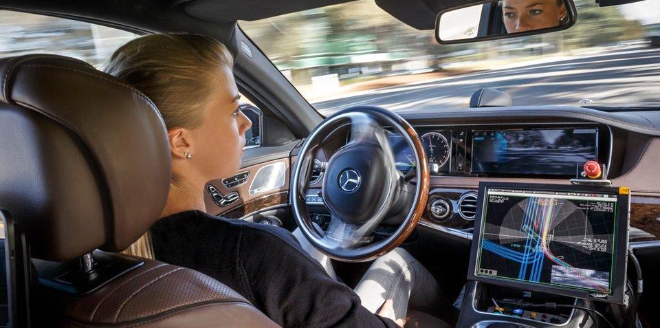 Australians unsure on autonomous cars - study