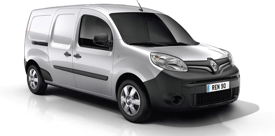 Renault Kangoo dCi EDC here by year's end - UPDATE