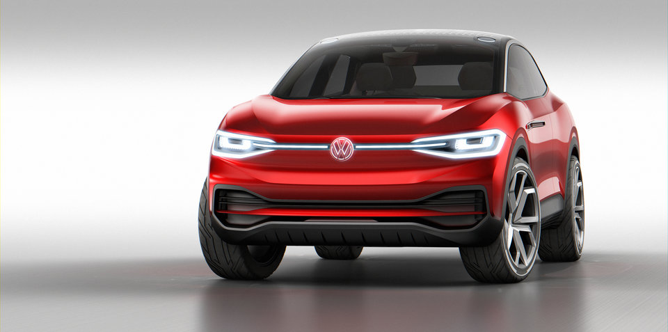 Volkswagen I.D Crozz full-electric crossover SUV on sale in 2020