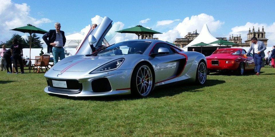 ATS GT: Automobili Turismo e Sport unveils new supercar