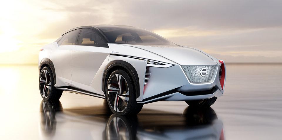 What sound will a Nissan EV make?