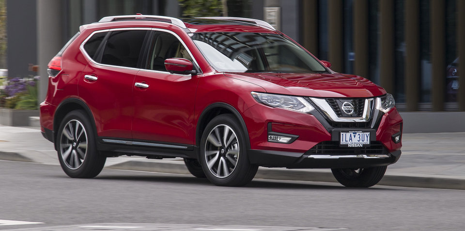 2018 Nissan X-Trail TL diesel pricing and specs