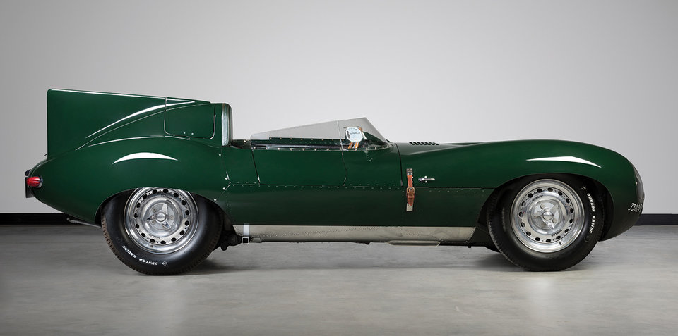 Jaguar D Type To Become Australiau0027s Most Expensive Car At Motorclassica  Auction