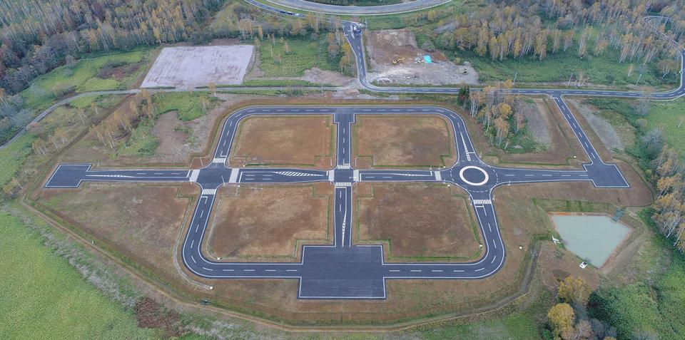 Subaru opens new tracks for autonomous driving tests