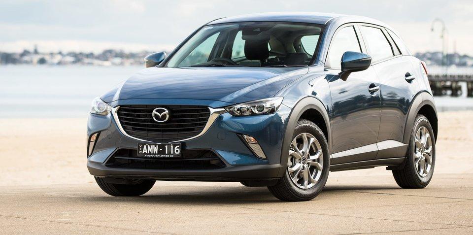 2017 Mazda CX-3 Maxx review