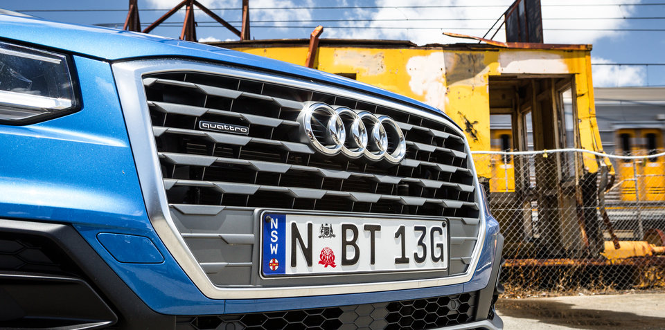 Audi to better differentiate between models