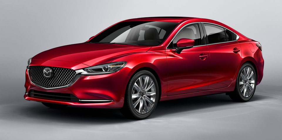 Mazda investigating all-wheel drive for 3 and 6