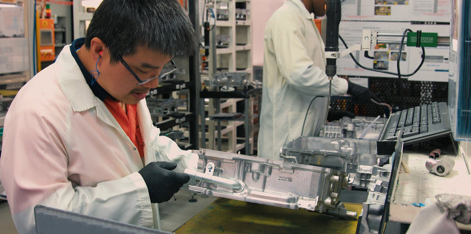 Nissan's Melbourne casting plant flat-out, making EV and hybrid parts for export