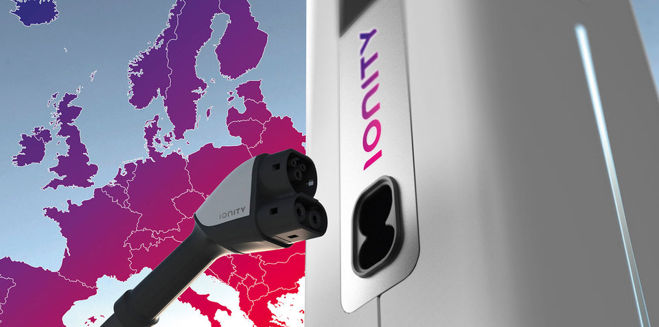 BMW, Daimler, Ford and Volkswagen team up for European fast charging network