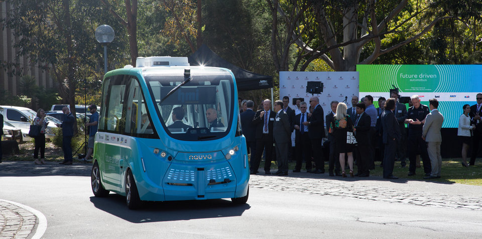 Driverless tech could be a decade away for Australia: RACV