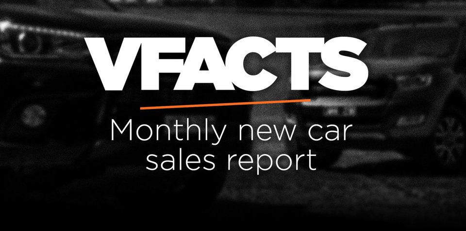 October 2017 VFACTS new vehicle sales