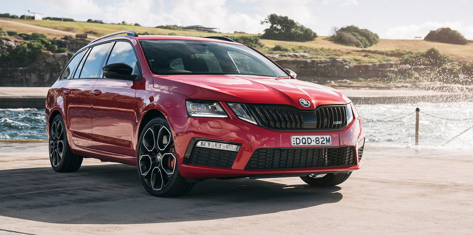 Skoda Octavia: 245 DSG to become sole RS for MY19