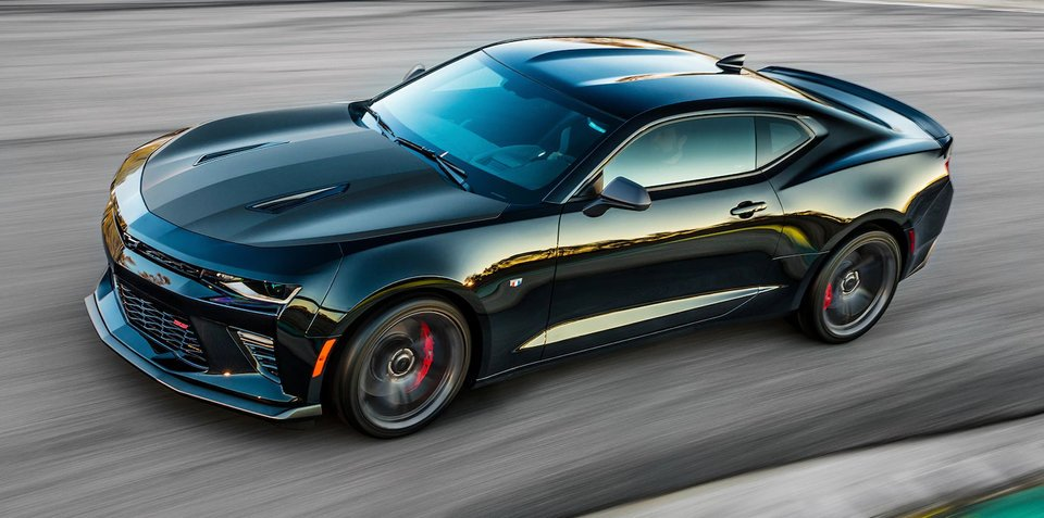 HSV: Chevrolet Camaro hitting showrooms this month