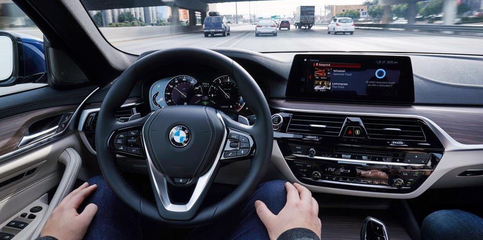 BMW autonomous vehicles coming in 2021