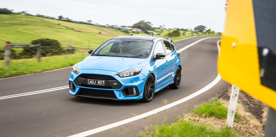 2020 Ford Focus RS going hybrid - report
