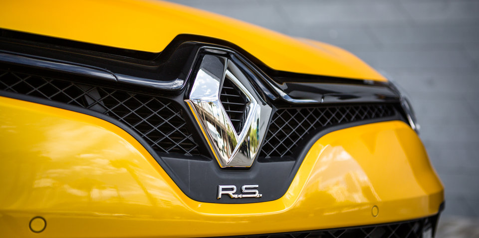 Renault Australia cuts warranty for RS models