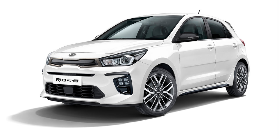 2018 Kia Rio GT-Line revealed, but it's not for Oz